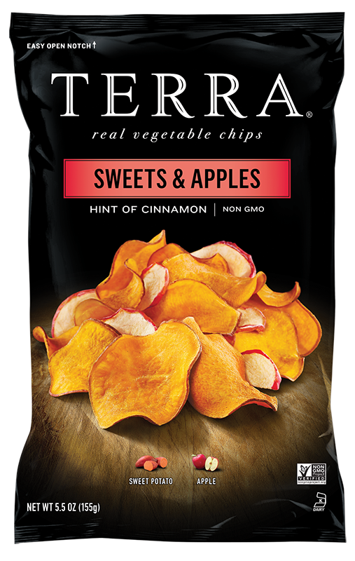 Terra Chips - Sweets & Apples