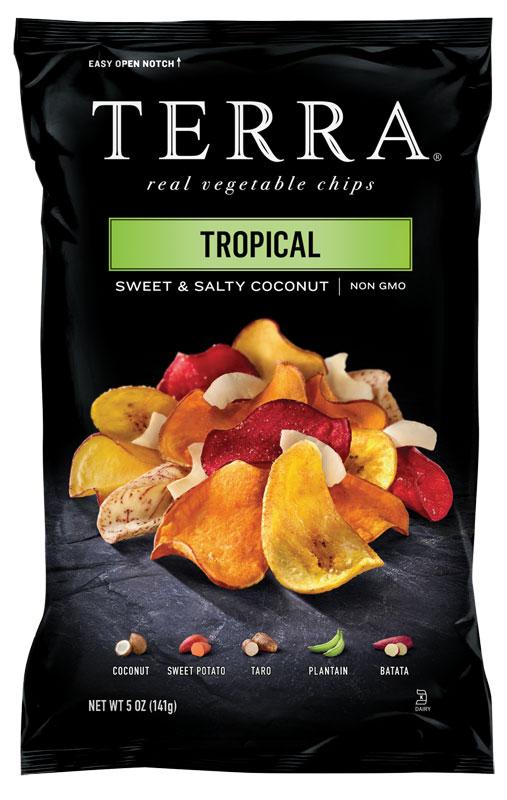 Exotic Vegetable Chips – TERRA® Beauregard